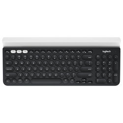 Logitech Black Wireless Keyboard, Size: Standard