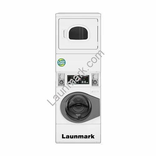 Bulk Washing Machine Stack Washer Dryer 10 Kg