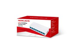 Mercusys 8-Port 10/100Mbps Desktop Switch MS108