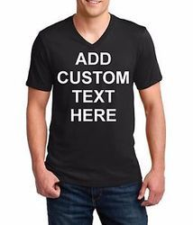 Corporate Customized V-Neck