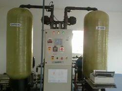 De Mineralization Plant