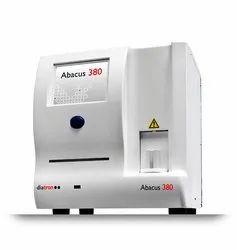 Fully Automatic Diatron Hematology Analyzer, Model Name/Number: Abacus-380