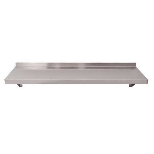 600mm X 300mm Stainless Steel Wall Mounted Shelf Rs 2500 Piece