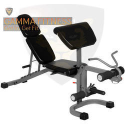 Gamma Fitness Flat Incline Decline Bench