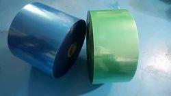 Medical Grade CPP Film (Blue/Green/Clear)