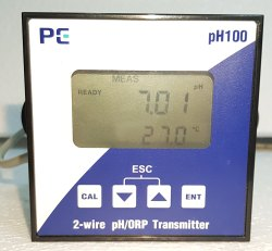 pH Transmitter - 2 wire