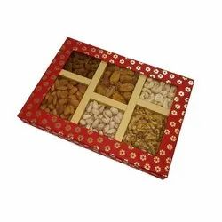 6 Section Dry Fruit Box