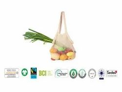 Biodegradable Bag Cotton Net Bag