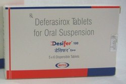 Deferasirox Tablets For Oral Suspension