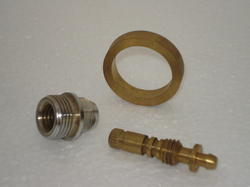Brass Precision Parts, For Industrial, Packaging Type: Box