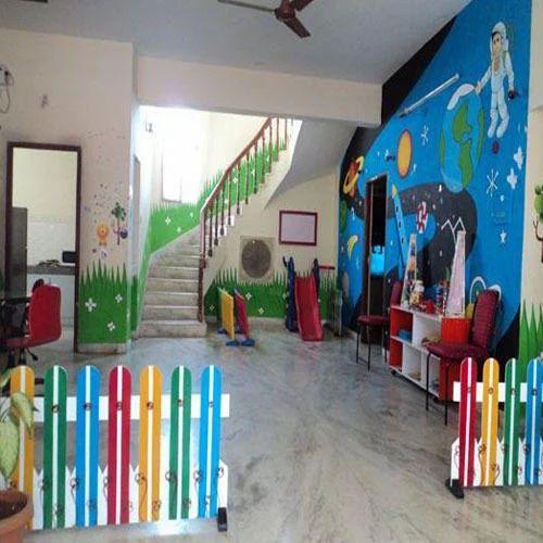 Play School Interior Designing In Mumbai Ghatkopar West By Right Angle Id 20300174555