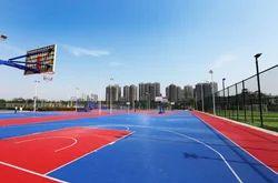 Enlio Basketball Flooring Services