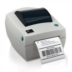 GK420 Zebra Barcode Printer