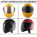 Autofy Full Face Helmets