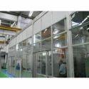 Office Aluminum Partitions