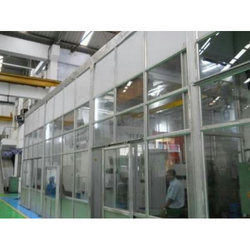Office Aluminum Partitions