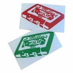 Vinyl Adhesive Stickers