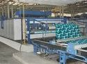 Conveyor Dryer For Double Bed Sheet Printing Machine