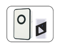 STACKFINE Wireless Digital Door Bell DC