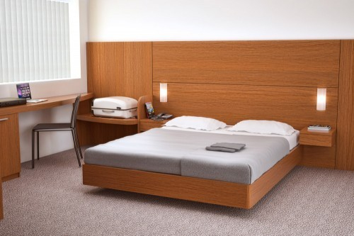 Wooden Modern Hotel Furniture Warranty 1 Year Rs 32500 Piece