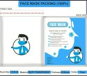Face Mask Packaging Face Mask Packaging Material Face Mask Packaging Poly Bag
