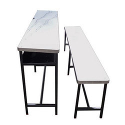 SS Desk And Benches