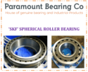23156 CCK/W33 SKF Spherical Roller Bearings