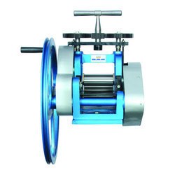 Rolling Mill Hand Operated With Double Gear 6 Inch
