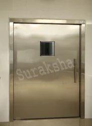 Scientific Stainless Steel Doors