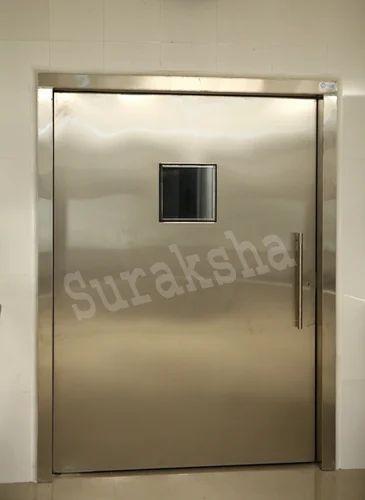 Fire Proof Doors - Stainless Steel Doors Manufacturer from
