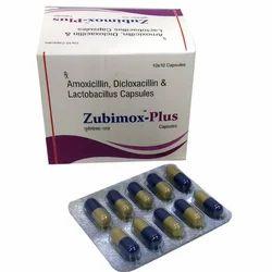 Amoxycillin & Dicloxacillin