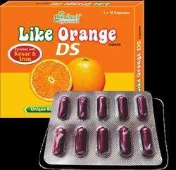 Like Orange DS Capsule