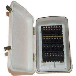SMC Moulded Service Connection Box