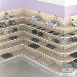 Phone Display Shelves