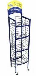 Floor Standing Rack