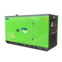 Powerlux 15 Kva Koel Green Diesel Generator, 230-415 V