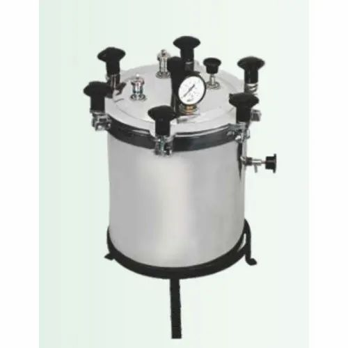 Nut Type Aluminium Winged Autoclave