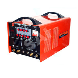 Automatic SAI AC/DC TIG Welding Machines, Voltage : 220-240 V
