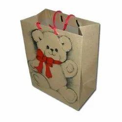 Printed Craft Paper Bag