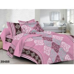 Printed Double Bed Sheets