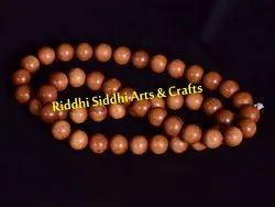 Sandalwood Beaded Necklace Beads Loose