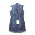 Ladies Cotton Sleeveless Jacket