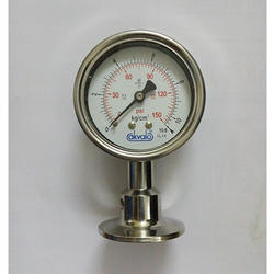 Triclover Sealed Gauge