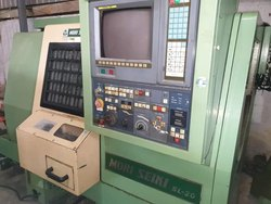 Used & Old CNC Turning Machine Make- Mori Sekhi Sl-20