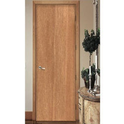 Flush Wooden Door