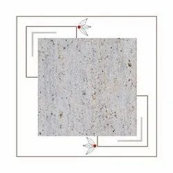 Kashmir White Granite Slabs, Thickness: 5-10 mm