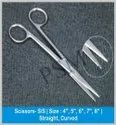 Simple Straight Scissor 4,5,6,7,8 inch