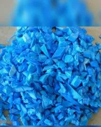Hdpe Blue Drum Scrap, Packaging Type: 50 Kg Per Bag, Size: 2 Inch Piece