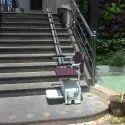 Motorized Acorn Stair Lift