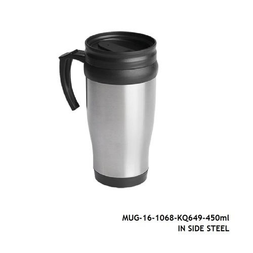 dad1235159b Mugs & Tumblers - Steel Vacuum Mug-144 Manufacturer from Mumbai